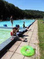 Plavecká etapa