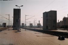 Skopje, hlavní nádraží