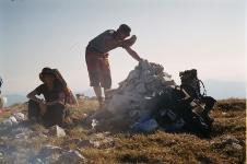 Na vrcholu Karadžice