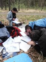 Orienťák v Kunratickém lese