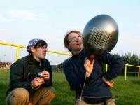 Balonku, balonku co ukryvas?